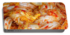 Korean Style Fermented Spicy Cabbage Portable Battery Charger