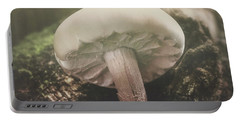 Look At The Mushroom Portable Battery Charger
