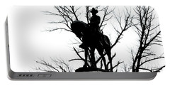 Portable Battery Charger featuring the photograph Military Memorial by Travis Rogers