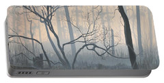 Misty Hideaway - Wood Duck Portable Battery Charger