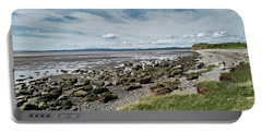 Morecambe. Hest Bank. The Shoreline. Portable Battery Charger