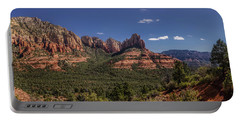 Mormon Canyon Panorama Portable Battery Charger