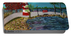 Mount Dora Lighthouse Portable Battery Charger