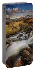 Mountains North Wales Portable Battery Charger