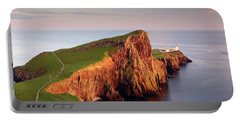 Neist Point Sunset - Isle Of Skye Portable Battery Charger
