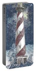 Peace In The Storm Portable Battery Charger