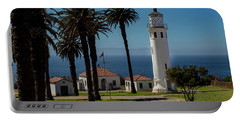 Point Vicente Lighthouse Portable Battery Charger