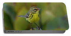 Prairie Warbler Portable Battery Charger