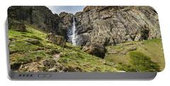 Raysko Praskalo Waterfall, Balkan Mountain Portable Battery Charger