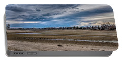 Portable Battery Charger featuring the photograph Right Of Way by Jon Burch Photography