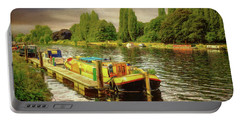 River Work Portable Battery Charger