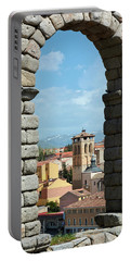Segovia Aqueduct - Spain Portable Battery Charger