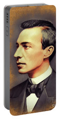 Sergei Rachmaninoff, Music Legend Portable Battery Charger