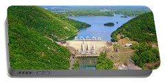 Smith Mountain Lake Dam Portable Battery Charger