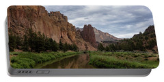 Smith Rock Reflections Portable Battery Charger