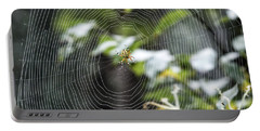 Spider At Work Portable Battery Charger