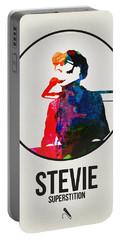Stevie Wonder Portable Battery Charger