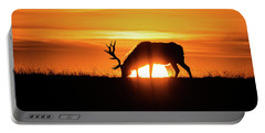 Sunrise Elk Portable Battery Charger