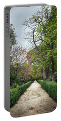 The Paths Of The Retiro Park Portable Battery Charger