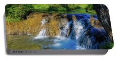 The Springs In It's Summer Green, Big Hill Springs Provincial Re Portable Battery Charger