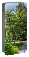 Tree In The Garden Portable Battery Charger