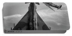 Typhoon And Spitfire Synchro-pair Display Team Portable Battery Charger
