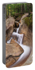 Waterfall At The Basin Portable Battery Charger