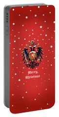 Christmas Habsburg Doppeladler Portable Battery Charger