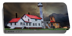 Whitefish Point Lighthouse Portable Battery Charger