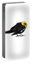 Yellow Headed Blackbird   Portable Battery Charger