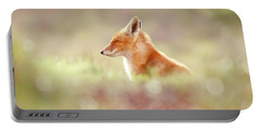 Zen Fox Series - Just Happy Portable Battery Charger