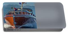 Thunderbird Yacht Portable Battery Charger