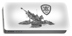 10th Marines 777 Portable Battery Charger