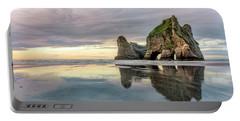 Wharariki Beach - New Zealand Portable Battery Charger