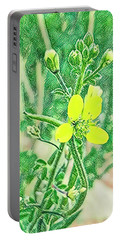 Nature Portable Battery Charger