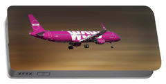 Wow Air Airbus A321-211 Portable Battery Charger