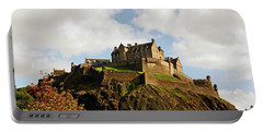 19/08/13 Edinburgh, The Castle. Portable Battery Charger