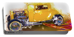 1932 Ford Hotrod Portable Battery Charger