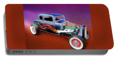 1932 Ford Roadster Portable Battery Charger