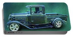 1934 Ford Pickup Portable Battery Charger