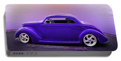 1937 Ford Coupe Portable Battery Charger