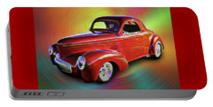 1941 Willis Coupe Portable Battery Charger
