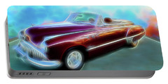 1949  Buick Convertable Portable Battery Charger