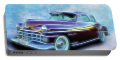 1950 Chrysler Portable Battery Charger