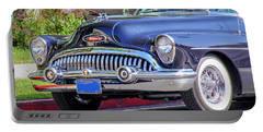 1953 Buick Skylark - Chrome And Grill Portable Battery Charger