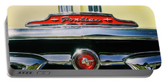 1953 Pontiac Grille Portable Battery Charger
