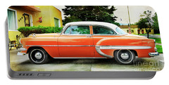 1954 Belair Chevrolet 2 Portable Battery Charger