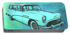 1954 Buick Wagon Portable Battery Charger
