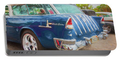 1955 Chevrolet Bel Air Nomad Station Wagon 228 Portable Battery Charger