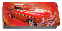 1956 Chevy Nomad Portable Battery Charger